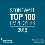 Stonewall Top employer Logo
